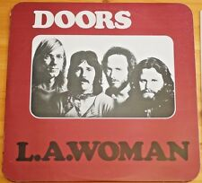 Rare The Doors LA Woman 1974 K42090 Uk Rounded Sleeve EX/EX Great Investment!!