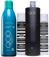 Qod-World Famous organiq Con Queratina Brasileña golpe seco del cabello tratamiento productos!
