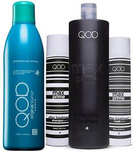 QOD - World Famous OrganiQ Brazilian Keratin Blow Dry Hair Treatment Products!