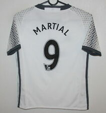 0665ea397 Manchester United third shirt 16 17  9 Martial Adidas BNWT Size KIDS S