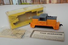 Vintage 1960's Tyco Ho Scale No.318A Up Plymouth Diesel Engine In The Case