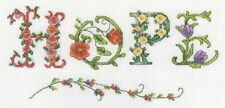 Espero Floral Sampler Cross Stitch Kit DMC BK1456