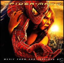 SPIDER-MAN 2 - SOUNDTRACK CD ~ JET~TRAIN~ATARIS + *NEW*