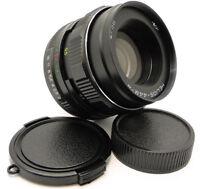HELIOS 44m-4 58mm f/2 USSR Lens M42 + Adapt. Fuji Fujifilm X Mount FX Camera