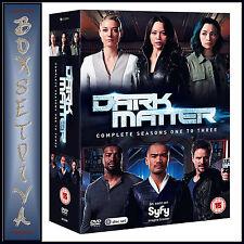 DARK MATTER - COMPLETE SEASONS 1 2 & 3   *BRAND NEW DVD BOXSET***