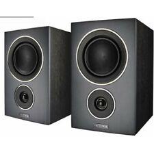 Mission LX2+ Bookshelf / Surround Speakers - Black (PAIR) NEW!! LX2PLUSBK