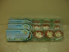 String Door Curtain Beads ~ Monkeys & Flowers ~ 3 Packages ~ New