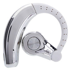 10XWireless Bluetooth4.1 Headset Stereo Headphone Earphone For IPhone HTC Silver