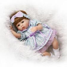 Reborn Baby Doll that Looks like a Real Baby 16 inch vinyl - Preemie Reborn Girl