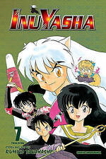 New Inuyasha, Vol. 7 (Vizbig Edition) by Rumiko Takahashi