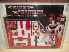 1985 Transformers G1 Series 2 **JETFIRE** (B75/W85/F85) AFA 80 Q (NM)