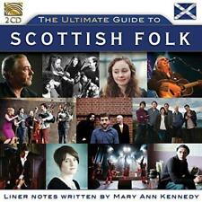 Ultimate Guide Scottish Folk - Various Artists (NEW CD)