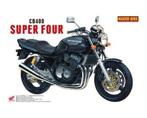 Aoshima 1:12 Honda CB400 Super Four Plastic Model Kit - New Sealed Box