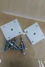 Spessori Fiat Panda 4x4 kit posteriore di 2,5 cm teflon kit rialzo dal 86 al 03