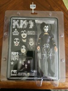KISS The Demon ACTION FIGURE Self Titled Album Cover BRAND NEW FACTORY SEALED