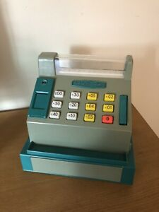 Vintage Casdon Maxicash N°177 Toy Cash Register Supermarket Till Rare With Money