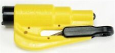 Res-Q-Me Life-Saving Mini Escape Vehicle Rescue 2 IN 1 KEYCHAIN Tool YELLOW