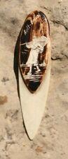 ancien marque page finement décoré et marqué  ault  - onival