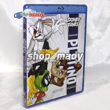 Looney Tunes Colección Platino Volumen 1 En Blu-ray Region A ESPAÑOL LATINO