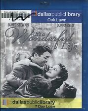 Its a Wonderful Life Blu-ray 1946 B&W Version Not Rated Ex-library James Stewart