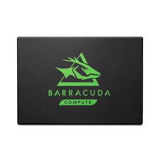 """Seagate ZA1000CM10003 Barracuda 120 SSD 1TB 2.5"""" SATA III 3D TLC Internal SSD"""