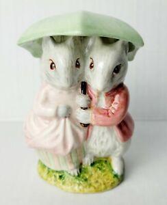 Royal Albert Beatrix Potter Goody And Timmy Tiptoes