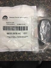 Mopar 68105078AC Remote Transmitter For Keyless Entry And Alarm System