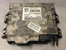 Calculateur moteur décodé Renault Twingo 1.2 IAW 6R.20 HOM 7700860324
