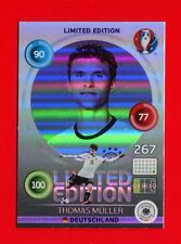 EURO FRANCE 2016 - Adrenalyn Panini Card Limited Edition Hero - MULLER - GER