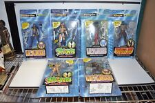 Lot of Six (6) 1995 Todd McFarlane  Action Figure (Spawn, Wetworks & Youngblood)