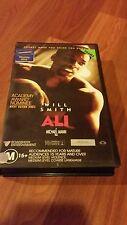 ALI - WILL SMITH - VHS VIDEO