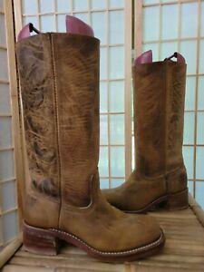 Women's Frye #77050 DBN Campus Boots Sz 8M EUC