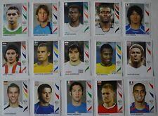 Panini WM Deutschland 2006  -   20  Sticker  aussuchen NEU
