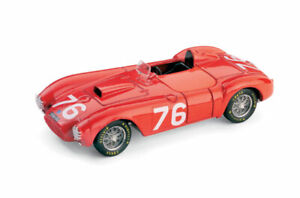 1/43 Brumm S033 Lancia D24 L/E 1954 Targa Florio Winner #76 Piero Taruffi New