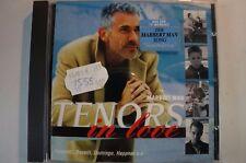 Marbert Man Tenors in Love Pavarotti Bocelli Domingo Heppner ua CD59