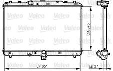 VALEO Radiador, refrigeración del motor SUZUKI SX4 735400
