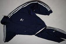 Adidas Training Anzug Jogging Track Jump Suit Sport Vintage Firebird 90er D 4 S