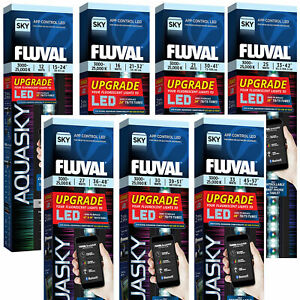 Fluval Aquasky 2.0 LED Bluetooth App Controlled - 12W to 33W Sizes