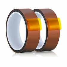 2 Rolls Heat Tapes Heat Transfer Tape Sublimation Heat Resistant Temperature