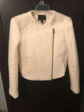 Banana Republic white jacket- size 6- NWOT