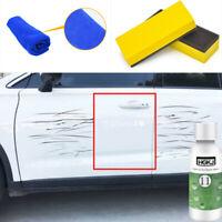 HGKJ-11 Auto Care Car Paint Scratch Repair Remover Agent+Towel + Sponge Kit 50ml