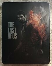 The Last Of Us PS4 Steelbook Case (No Game) New