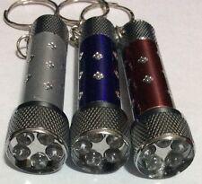 3Flashlight 5 in1 Multifunction Mini Laser Light Pointer LED Torch,Keychain Toy
