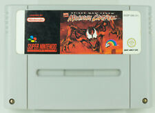 Super Nintendo *Spider-Man Venom Maximum Carnage* SNES Modul