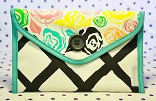 BeautiControl Floral Flowers Roses Cosmetic Makeup Bag Travel NEW in Package