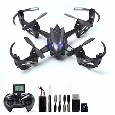 Drone Quadcopter 2MP HD Camera 4CH 6-Axis Gyroscope 2.4 GHz Remote Control NEW