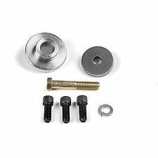 Weiand 7037 - Locating Pilot SB Chevy Accessory Drive Pulley