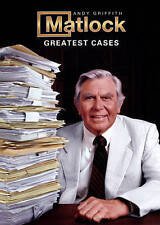 Matlock Greatest Cases (DVD, 2015, 3-Disc Set) Used