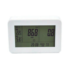 YEH-40 LCD Carbon Dioxide Detector CO2 Monitor Air Quality Meter Office W1