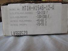 Barksdale MT1H-H154S-12-A Temperture Switch